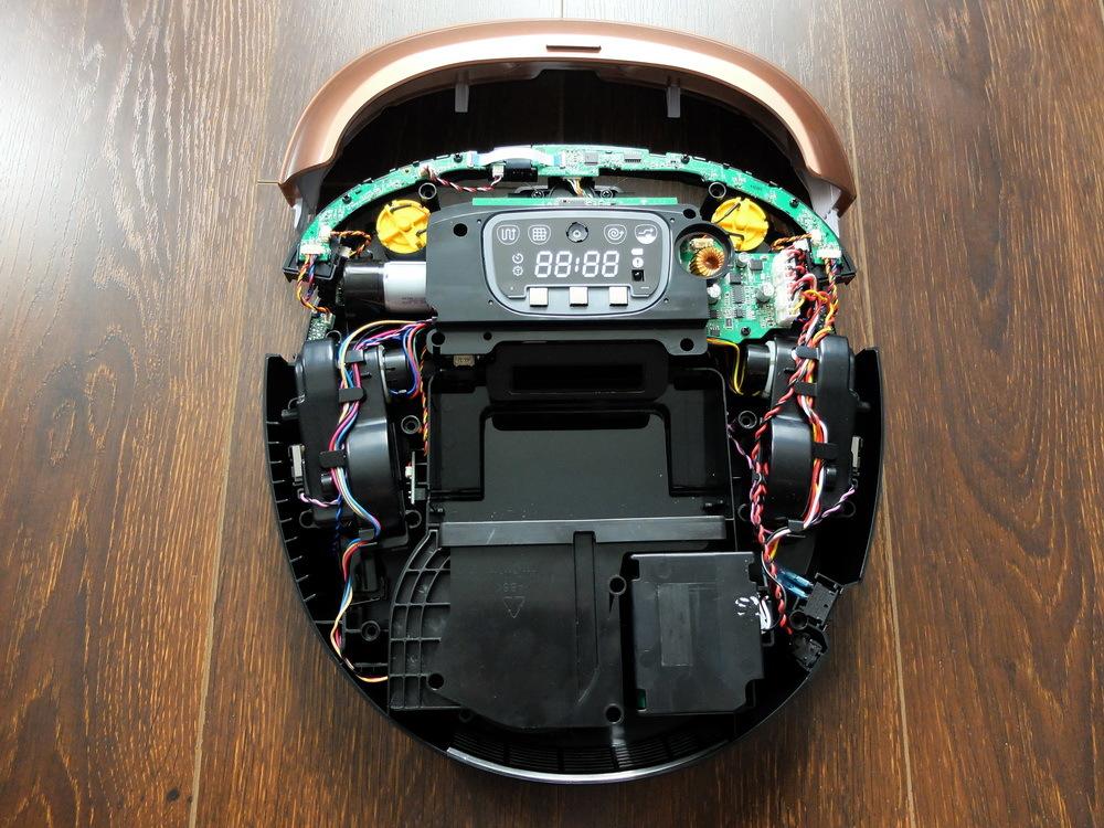 Тестирование и обзор робота-пылесоса iCLEBO Omega - 14