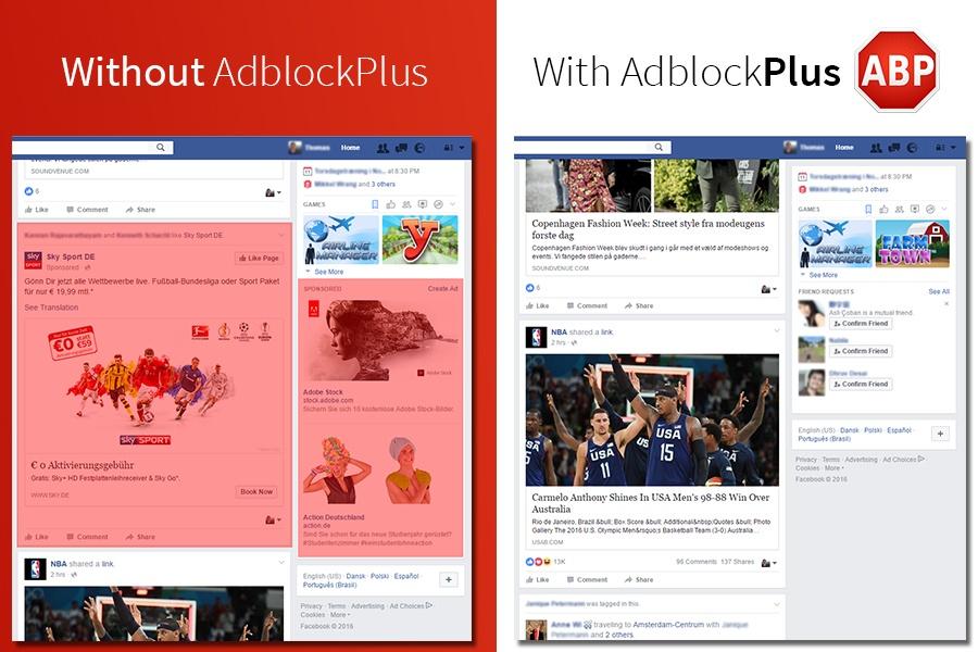 AdBlock Plus за два дня обошёл блокировку на Facebook. А потом ещё раз - 2