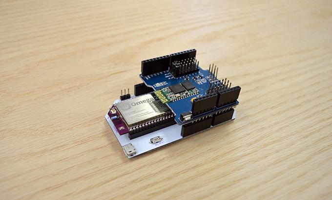 Omega2: самый маленький в мире микрокомпьютер с Linux и Wi-Fi - 3
