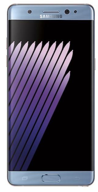 Из-за небывалого спроса запуск смартфона в Samsung Galaxy Note7 в России и Украине задерживается