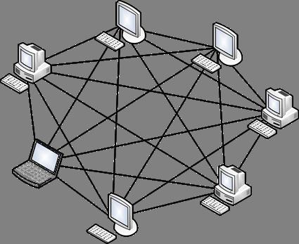 Основы компьютерных сетей. Тема №1. Основные сетевые термины и сетевые модели - 7