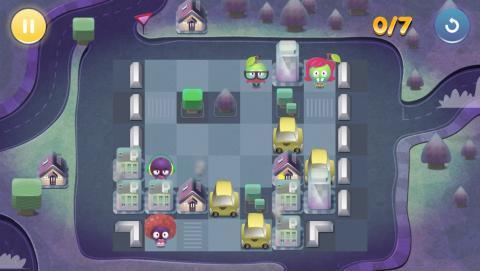Процедурная генерация уровней для игр-головоломок - 18