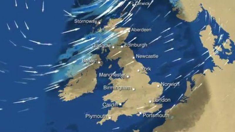 Ветряки Шотландии сгенерировали 106% необходимого электричества - 2