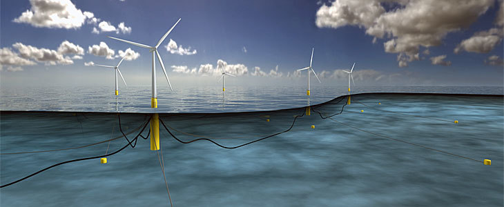 Ветряки Шотландии сгенерировали 106% необходимого электричества - 3