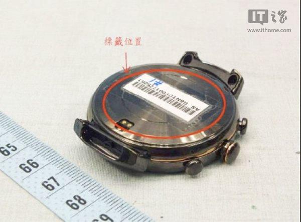 Фото дня: умные часы Asus Zenwatch 3 - 3
