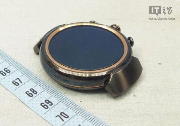 Фото дня: умные часы Asus Zenwatch 3 - 1