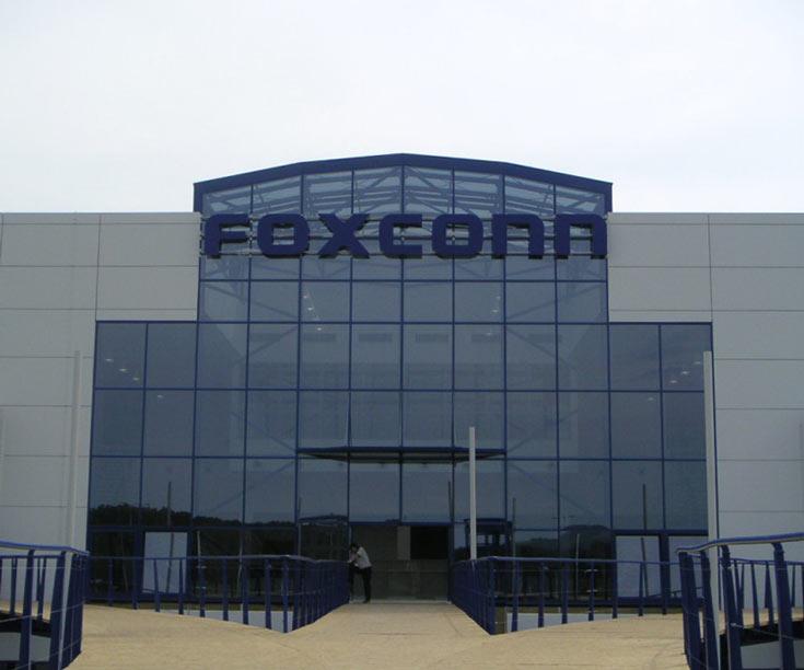 Консолидированный доход Foxconn во втором квартале 2016 года составил примерно 29 млрд долларов