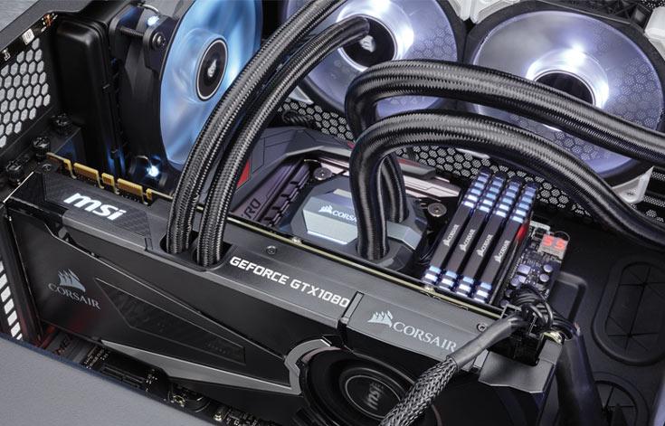 Цена 3D-карты Hydro GFX GTX 1080 равна $750