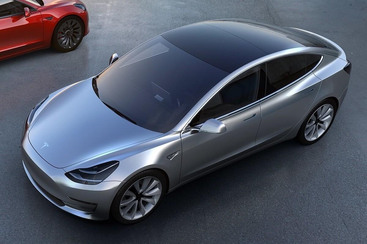 Tesla Model 3: все, что сейчас известно об этой модели электромобиля - 3