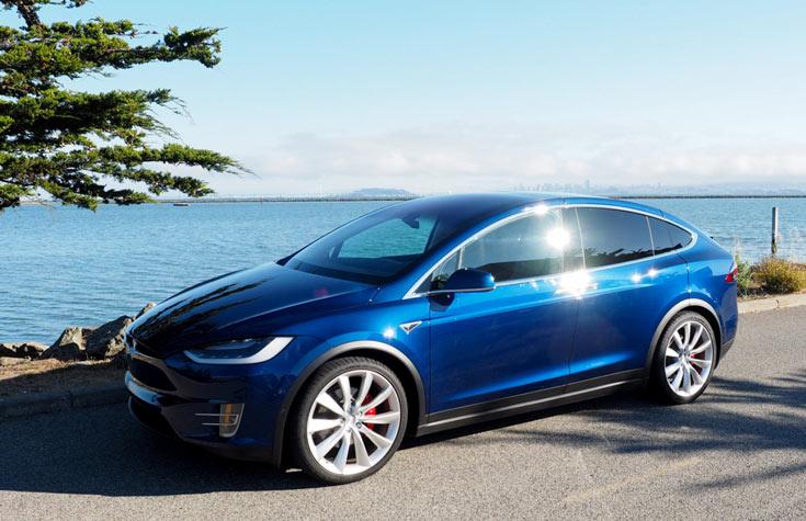 Ожидается выход версии 100D моделей Model S и Model X