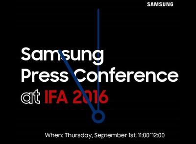Анонс умных часов Samsung Gear S3 должен состояться 1 сентября