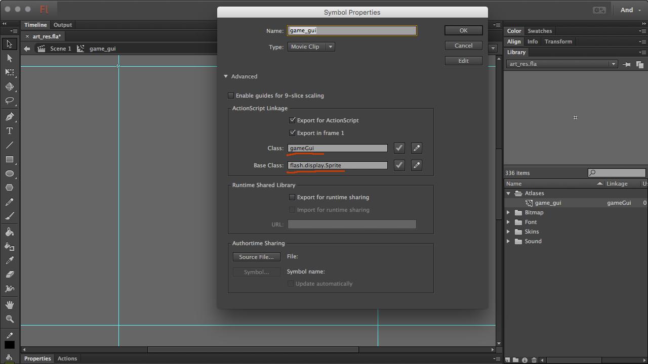 Adobe AIR + Starling + растеризация векторной графики - 3