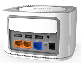JCG Hacker H3: телероутер или медиасвитч?