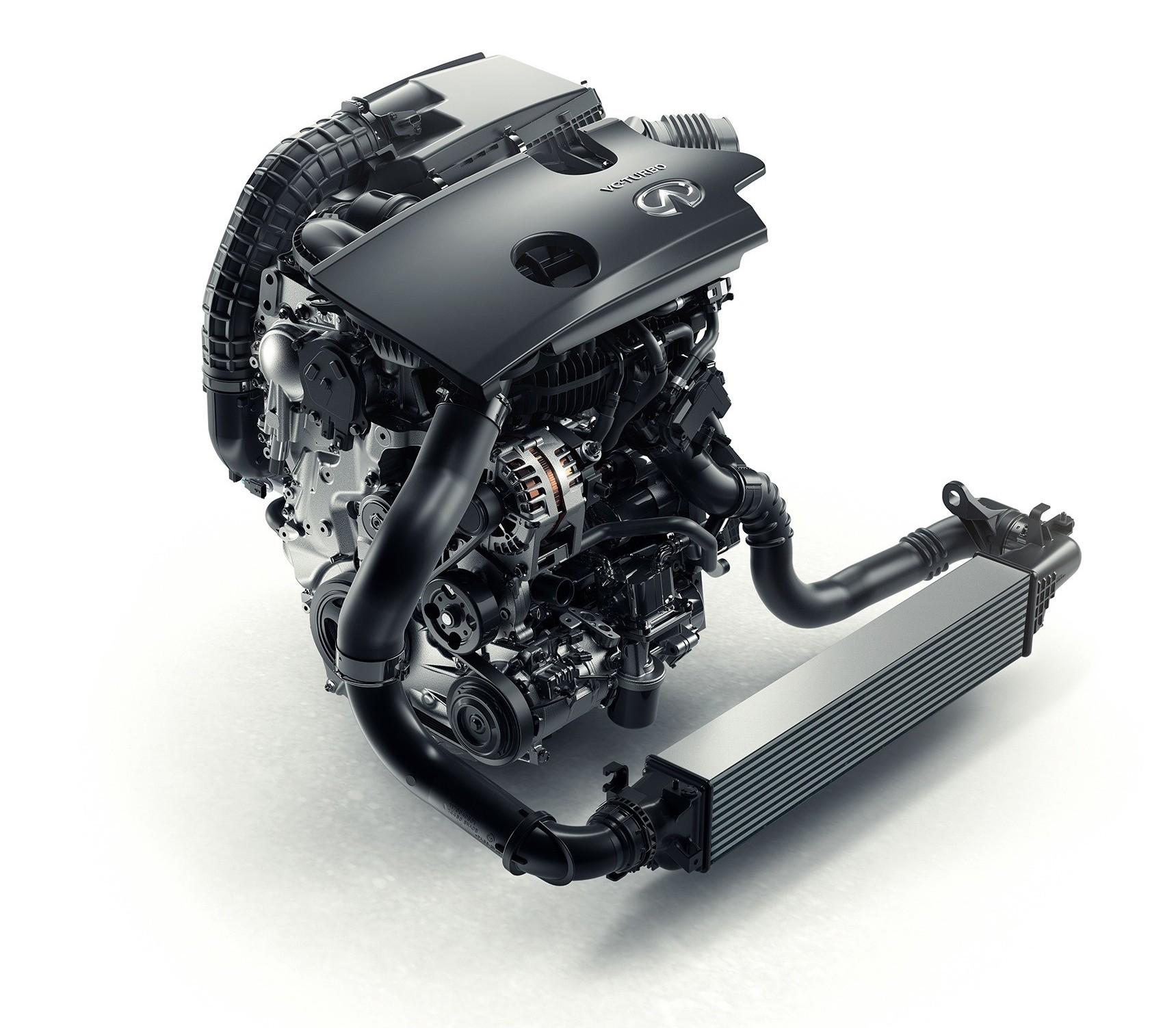 Nissan разработала ДВС с изменяемой степенью сжатия - 4