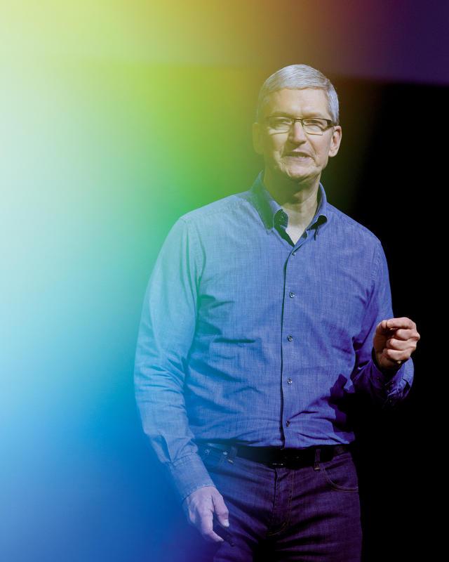 Долгая игра Тима Кука в Apple - 6
