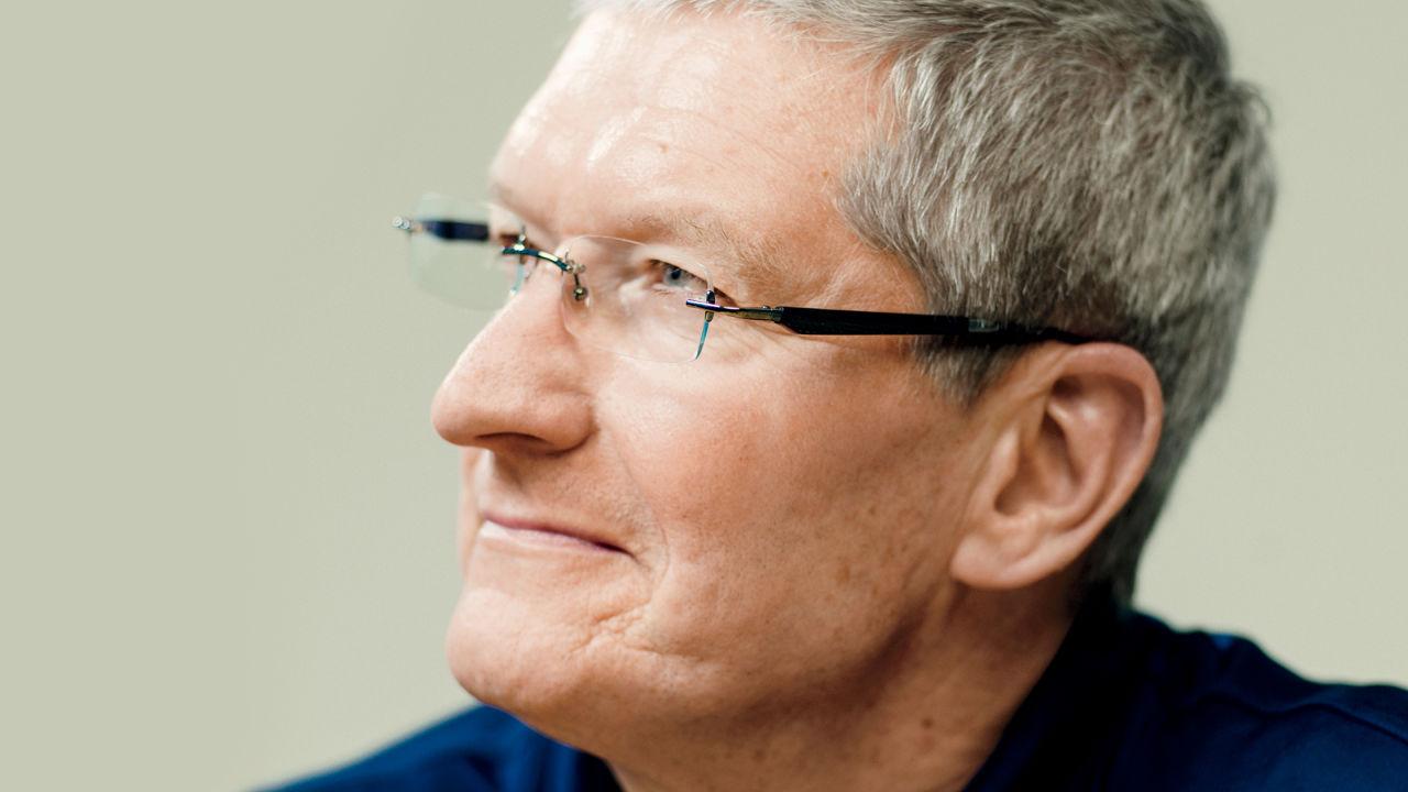 Долгая игра Тима Кука в Apple - 1