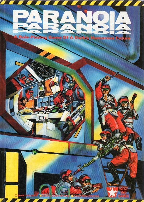 Основы геймдизайна: 20 настольных игр. Часть шестая: Ядерная война, Паранойя, Зов Ктулху - 3