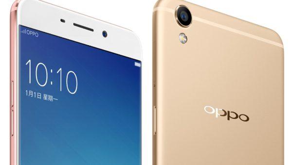 Появление на рынке смартфона Oppo R9s ожидается в сентябре