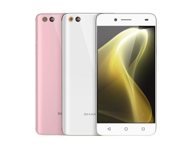 Смартфон Sharp M1 похож на Xiaomi Mi5