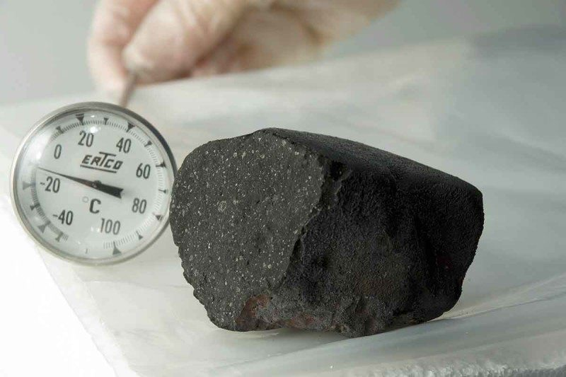 Странный метеорит из Канады может быть пришельцем из пояса Койпера - 1