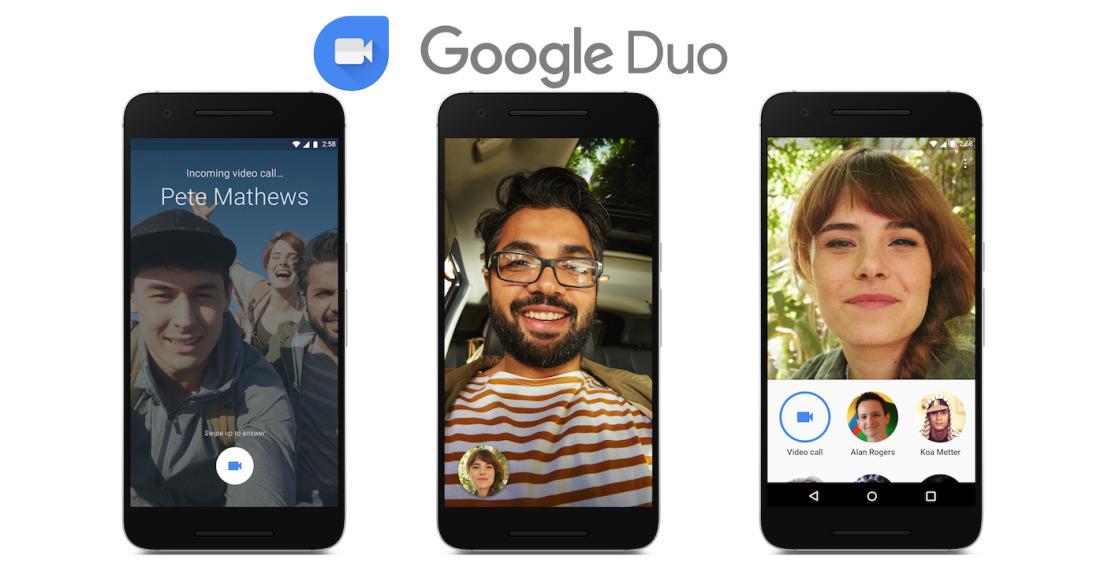 Google выпустила приложение Duo для видеочатов под iOS и Android - 1