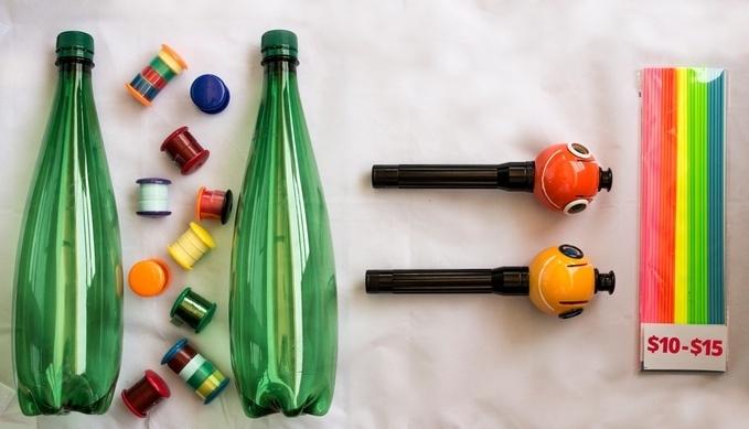 Renegade — первая в мире 3D ручка, которая работает на пластиковых бутылках - 4