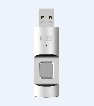 USB-накопитель Elephone U-Disk оснащен дактилоскопическим датчиком