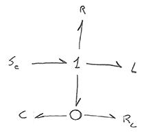 Моделирование динамических систем (метод Лагранжа и Bond graph approach) - 60