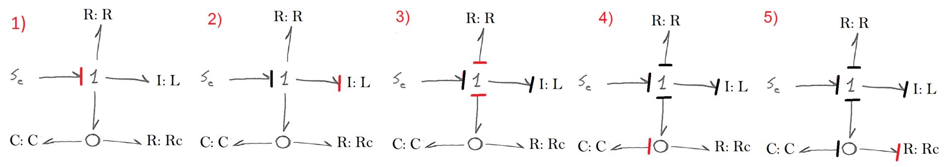 Моделирование динамических систем (метод Лагранжа и Bond graph approach) - 61