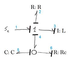 Моделирование динамических систем (метод Лагранжа и Bond graph approach) - 62
