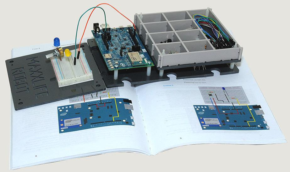 Образовательные наборы по робототехнике МРобот с Intel Inside - 4