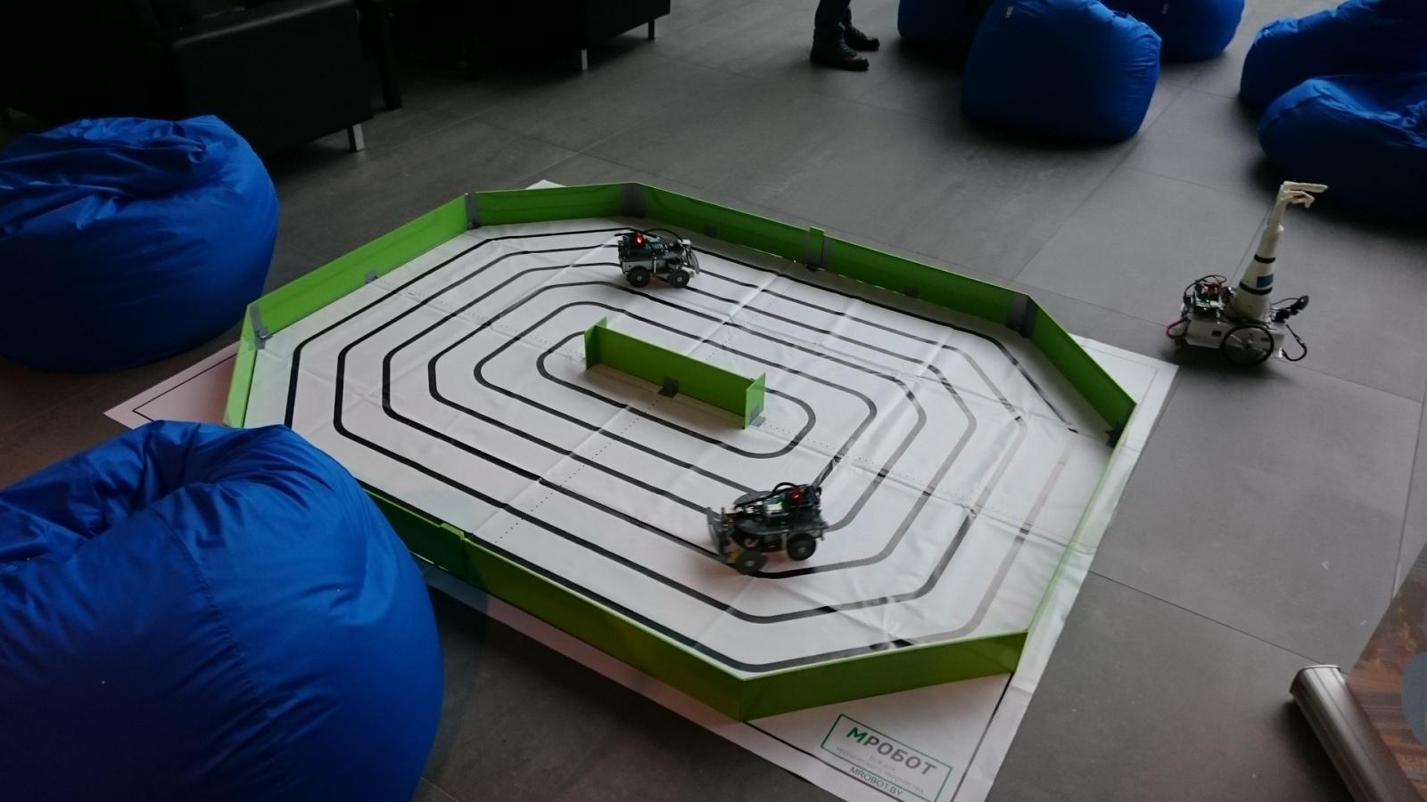 Образовательные наборы по робототехнике МРобот с Intel Inside - 6