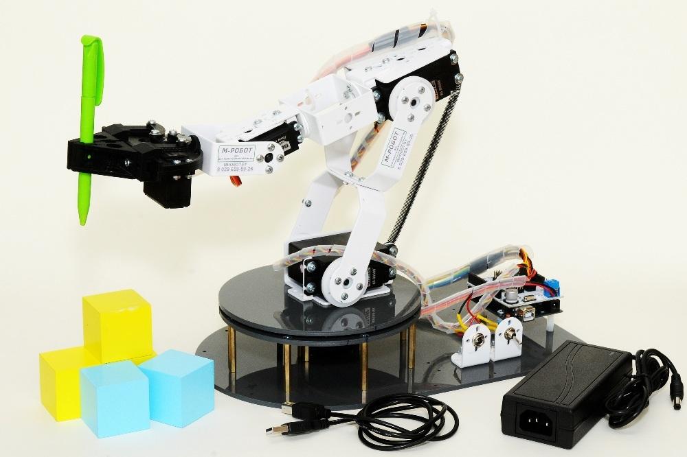 Образовательные наборы по робототехнике МРобот с Intel Inside - 7