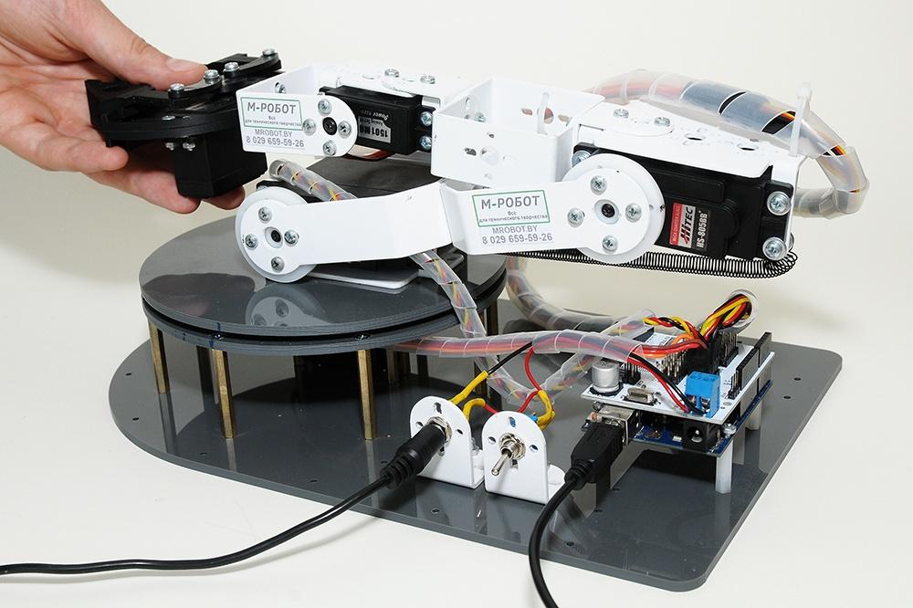 Образовательные наборы по робототехнике МРобот с Intel Inside - 8