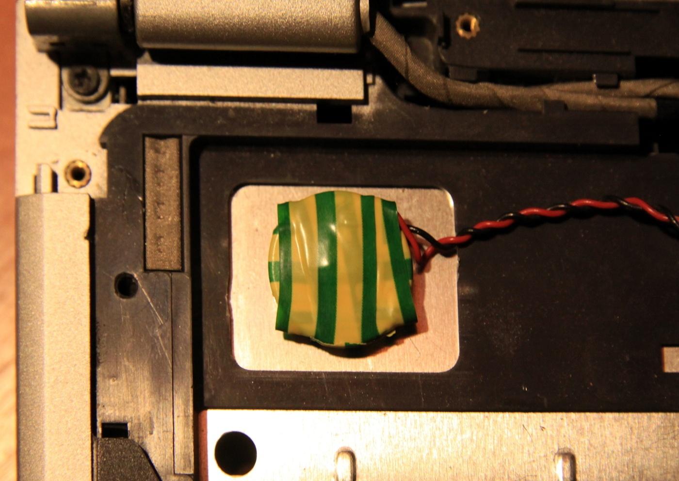 Обзор отечественного ноутбука iRU Brava-4215COMBO, выпущенного в 2004 году (Часть 1) - 14