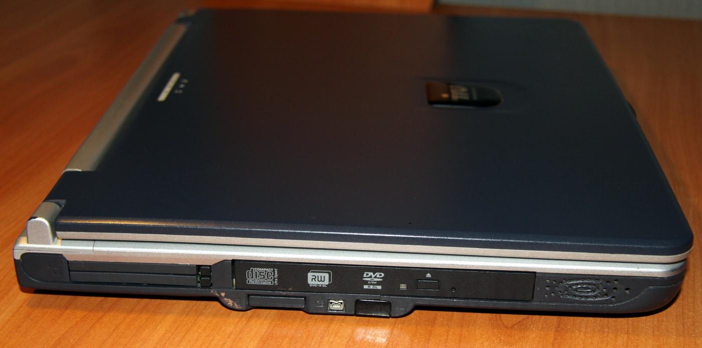 Обзор отечественного ноутбука iRU Brava-4215COMBO, выпущенного в 2004 году (Часть 1) - 2