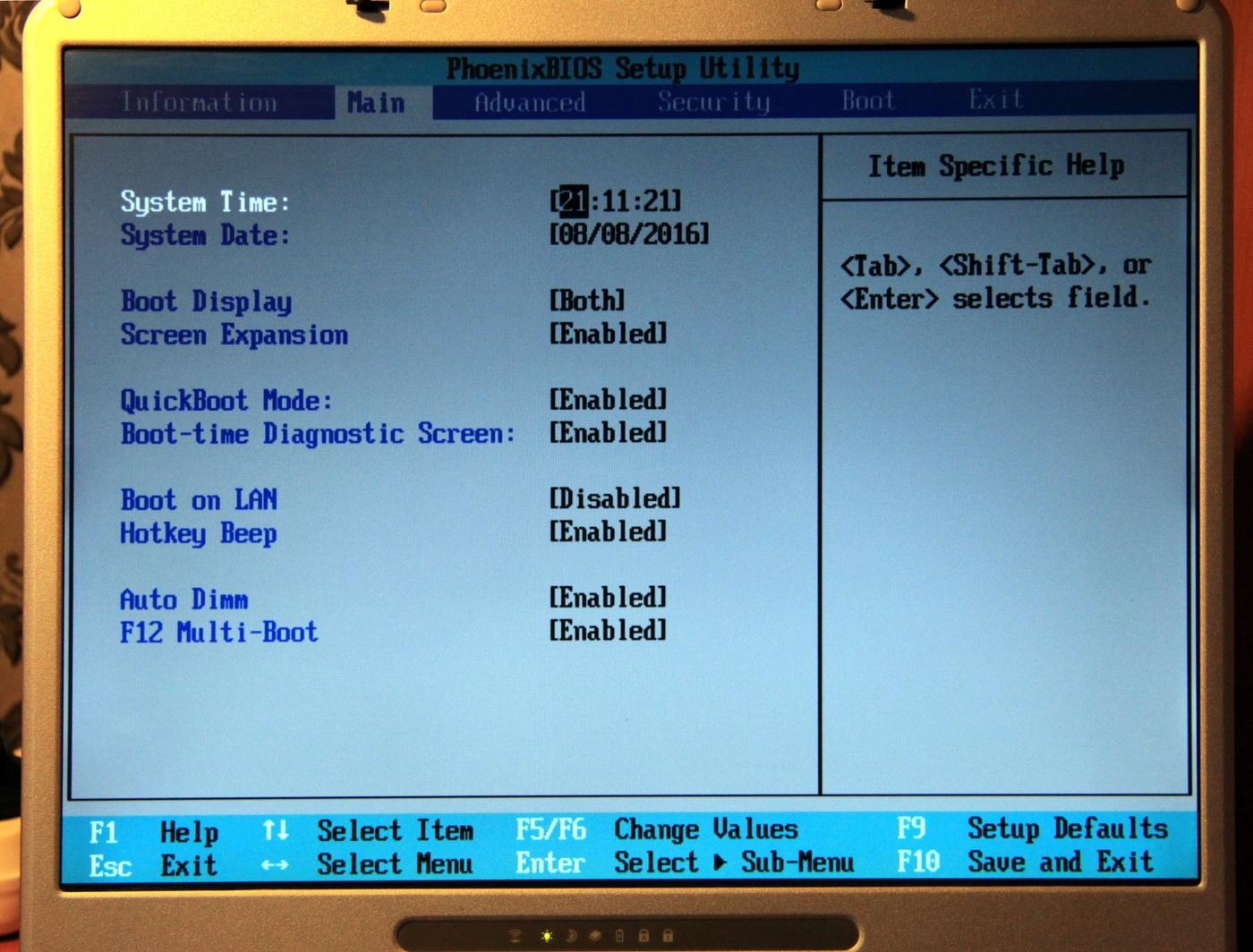 Обзор отечественного ноутбука iRU Brava-4215COMBO, выпущенного в 2004 году (Часть 1) - 21
