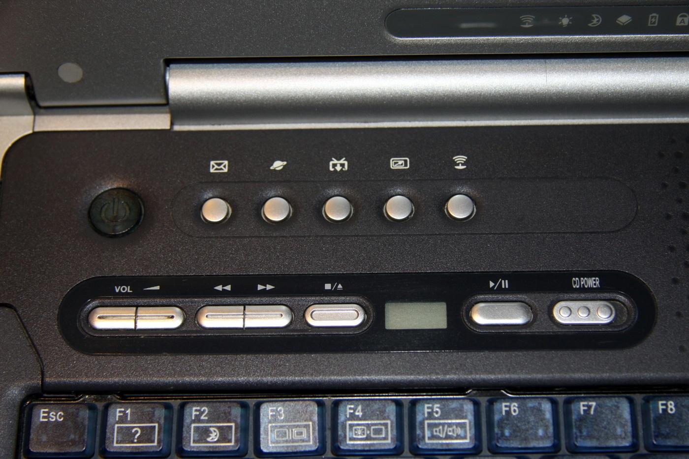 Обзор отечественного ноутбука iRU Brava-4215COMBO, выпущенного в 2004 году (Часть 1) - 9