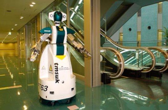 Олимпиаду-2018 будут охранять роботы