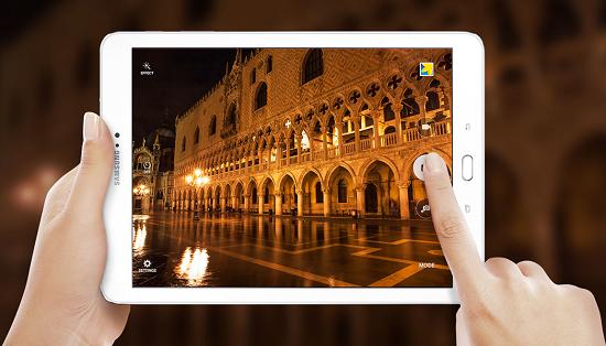 Планшеты Samsung Galaxy Tab S3 будут представлены в сентябре