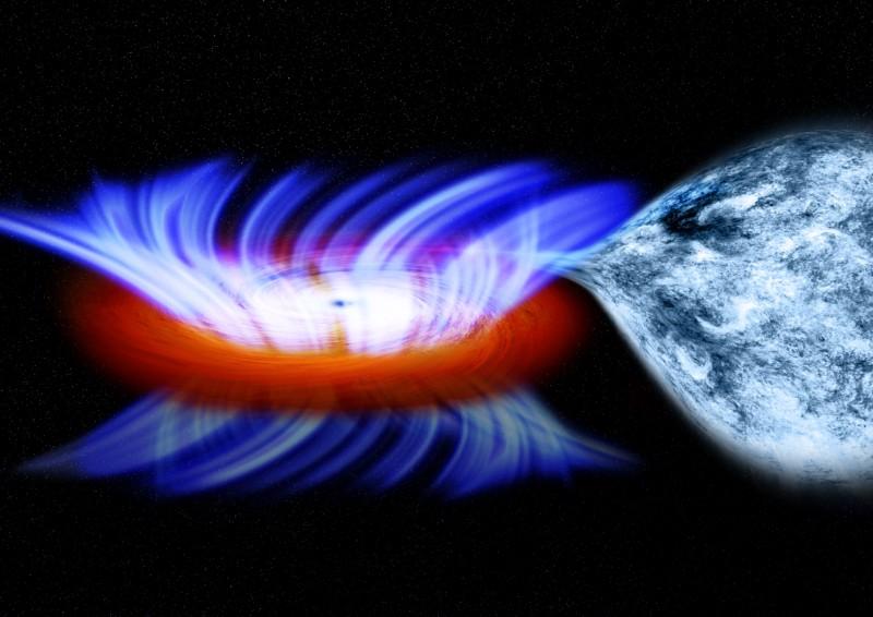 Самая маленькая чёрная дыра во Вселенной - 9