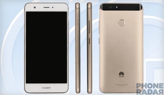 Huawei Mate S2 скопирует черты смартфона Nexus