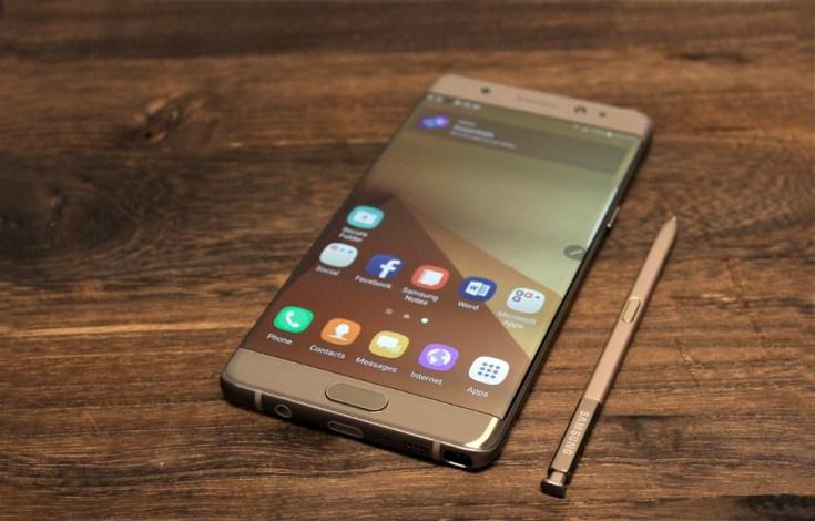 Samsung Galaxy Note7 разойдётся рекордным тиражом