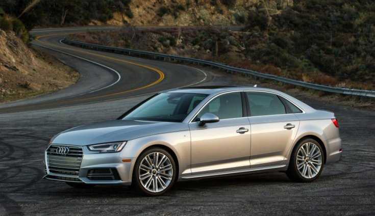 Автомобили Audi научатся предсказывать сигналы светофоров