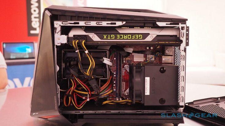 ПК Lenovo IdeaCenter Y710 Cube стоит от 1300 долларов