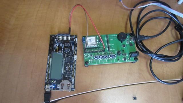 Беспроводные сети ZigBee. Часть 2 [Работа с радиомодулями ETRX35X] - 15