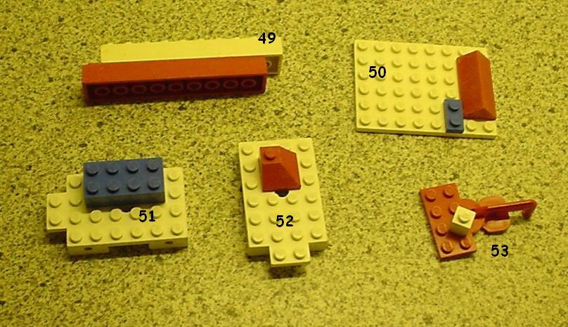 Как зародилась жизнь: лего в стиральной машинке - 5