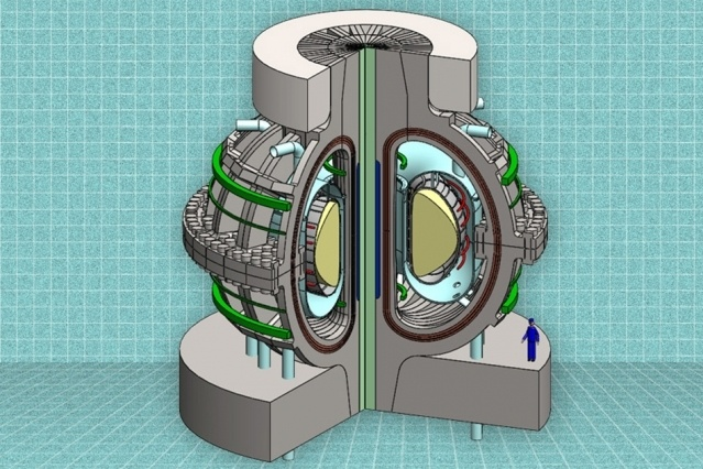Кто строит термоядерный реактор - 17