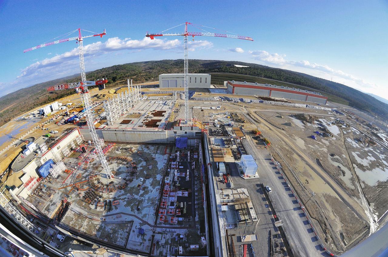 Кто строит термоядерный реактор - 2