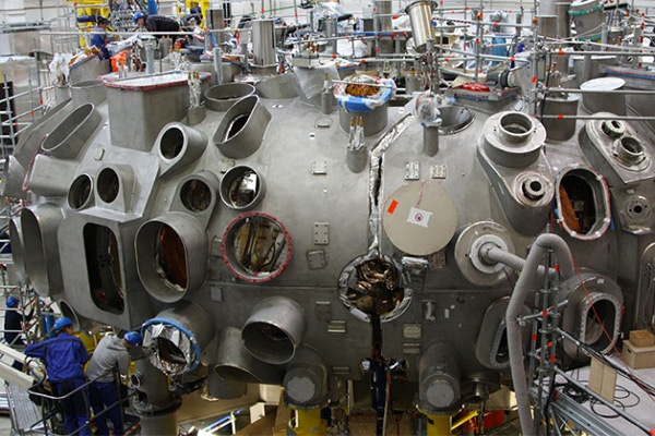 Кто строит термоядерный реактор - 3